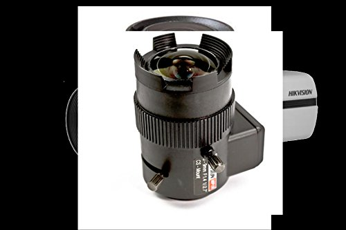 'tv0309d-mpir Hikvision, 1/2.7Vario obiettivo zoom (3–9mm), Diaframma DC, 3MP, CS della discussione