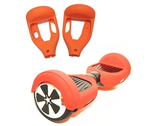 16,5cm Hoverboard Coque en silicone Coque de protection manches pour 16,5cm Smart auto-équilibrage Trottinette électrique