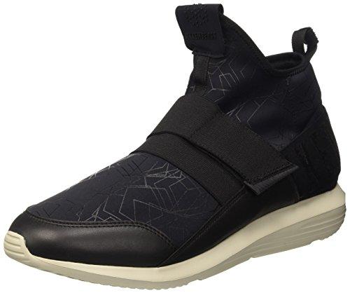 Bikkembergs Speed 710 Mis Shoe M Lycra/Leather, Scarpe a Collo Alto Uomo