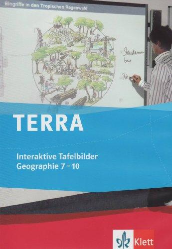 Interaktive Tafelbilder Geographie. 7.-10. Klasse. Lehrer-CD-ROM, Einzellizenz