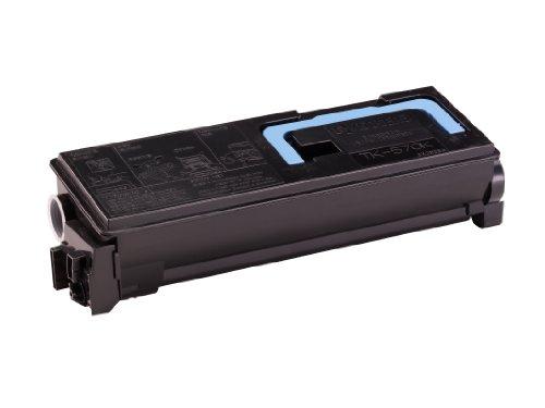 Kyocera TK-570K Original Toner-Kartusche Schwarz 1T02HG0EU0. Kompatibel für ECOSYS P7035cdn, FS-C5400DN