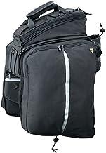 Topeak bagagedragertas Trunk Bag DXP Strap Mount fietstas, zwart, 36 x 29 x 25 cm