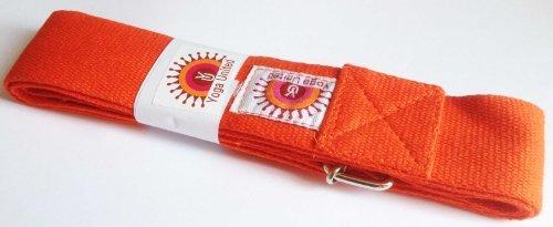 71 cm x 23 cm x 18 cm Yoga Studio Sac de yoga con/çu Lotus brod/é Sac de yoga en coton avec poches de rangement externes
