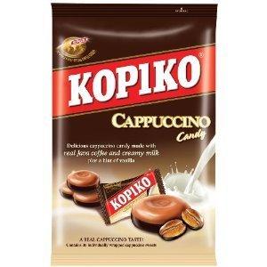 2 Packs Kopiko Cappuccino Candy 4.23 Oz