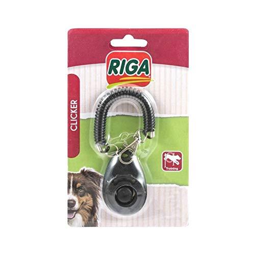Riga 005485 Clicker für Tiere - Hundeerziehung, Training und Dressur