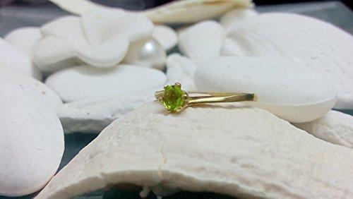 14k gold ring,gemstone ring tiny gemstone ring,small prong setting ring,small stone ring,gold filled ring