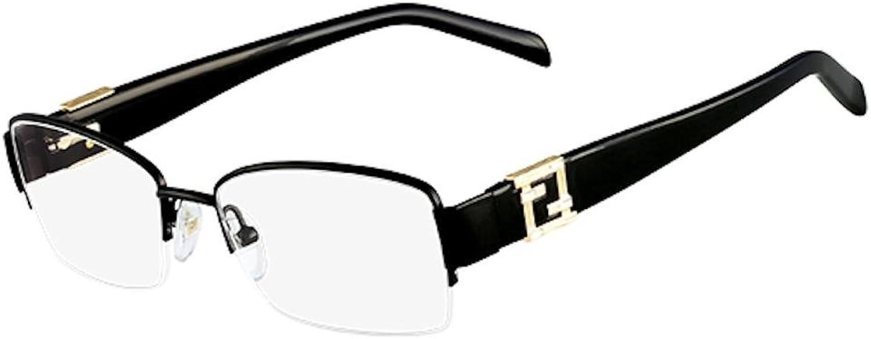 FENDI 1016 R 001 EyeGlasses & Case