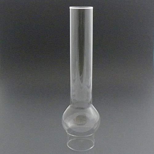Glaszylinder Form Matador, klar, Durchmesser 4,8 cm, Ersatzglas für Petroleumlampe, Zylinderglas