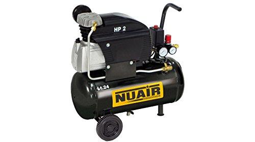 Compresor de aire portátil NUAIR FC2/24 CM2 TECH