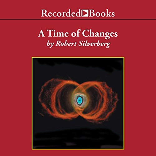 A Time of Changes audiobook cover art
