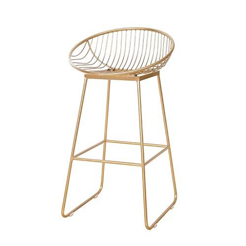 YB Swivel Barstool Adjustable Bar Stools, Bar Chair Stool Barstool Chair Reception Chair High Chair Iron Bar Chair Household Cafe