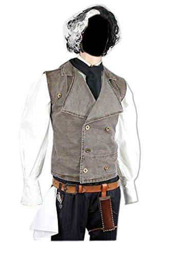 Sweeney Todd Vest Costume Demon Barber Fancy (L)