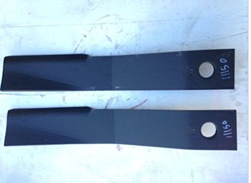 Set of Two 11150BH Rotary Cutter Blade