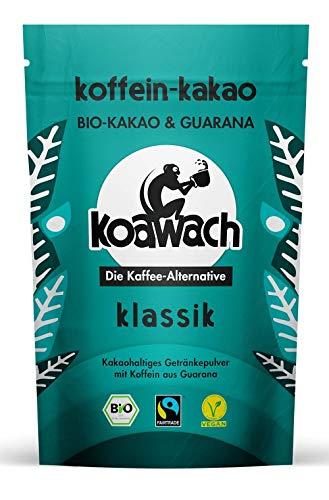 koawach klassik, Bio- Trinkschokolade, vegan und fair gehandelt, 220g