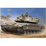 ホビーボス 1/35 ファイティングヴィークルシリーズ イスラエル国防軍 メルカバMk.4 トロフィー防護システム装備型 プラモデル 84523