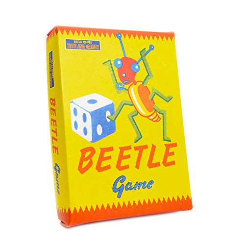 Retro Beetle Family Game From the 1950s