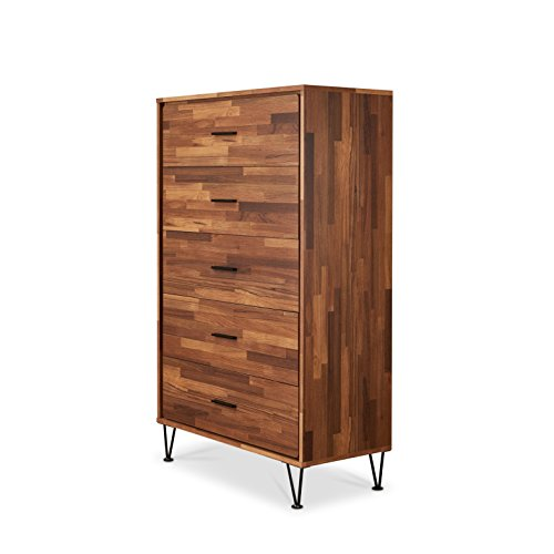 Cajonera Nogal  marca Acme Furniture