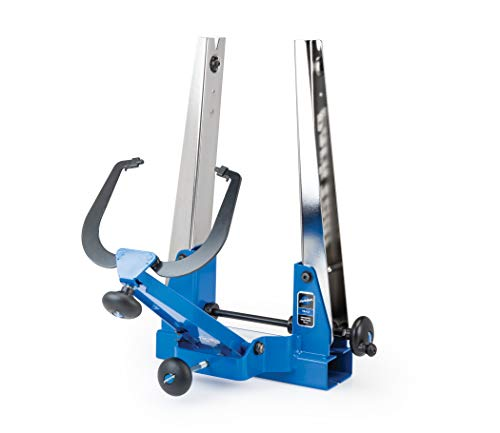 Park Tool TS-4.2 Professional Bicycle Wheel Truing Stand - Compatible with Fat Bikes & E-Bikes
