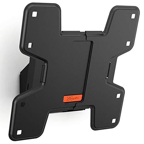 VOGEL\'S WALL 3115 - TV Wandhalterung für 19-43 Zoll Fernseher, max. 20 kg, Neigbare Fernsehhalterung, TV halter, Flach, Neigbar, VESA max. 200 x 200 mm, schwarz