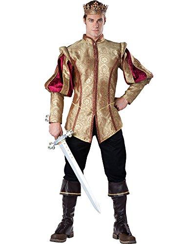 InCharacter - 1111/Xl - Costume - Prince de la Renaissance - Taille XL