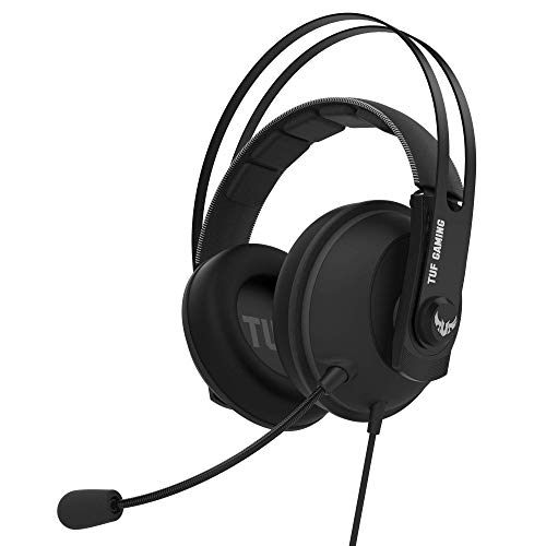 ASUS TUF H7 Gaming Headset Gun Metal