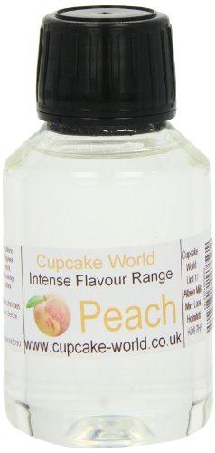 Cupcake World Aromas Alimentarios Intenso Melocotón Total: