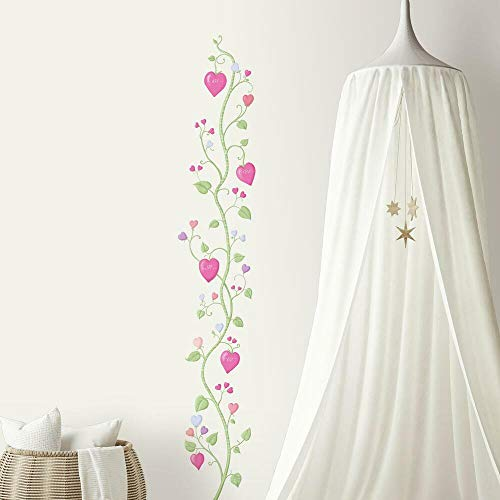 RoomMates Repositionable Childrens Wall Sticker - Fairy Princess Height...