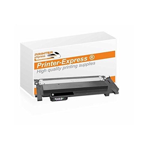 Printer-Express XL Toner ersetzt Samsung CLT-K404S/ELS, CLT-K404S, 404S für Samsung Xpress C430, C430W, C480, C480FN, C480FW, C480W schwarz