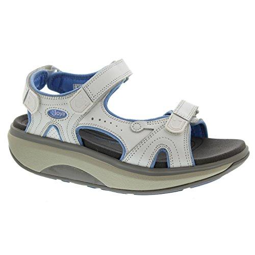 JOYA Damen Sandaletten ID Cairo II White weiß 262492