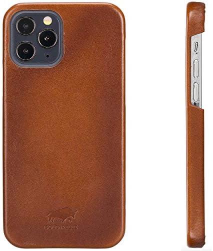 Solo Pelle Lederhülle Für Das Iphone 12 Pro Max In 6 7 Elektronik