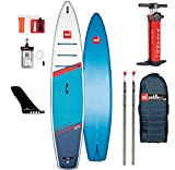 Red Paddle Co 12.6' Sport Touring Stand Up Paddle Sup Board mit Speed Tail 381x76cm