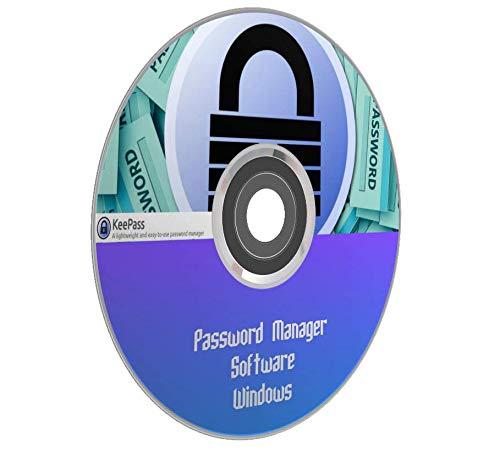 Password Manager Keeper Organizer Logbook Software PC Windows & Mac Keepass
