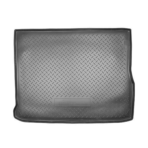 Sotra Auto Kofferraumschutz für den Renault Scenic - Maßgeschneiderte antirutsch Kofferraumwanne für den sicheren Transport von Einkauf, Gepäck und Haustier
