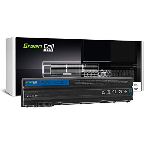 Green Cell PRO Battery for Dell Latitude P19F001 P25G P25G001 P25G002 P27G P27G001 P28G P28G001 P29F P29F001 P38G P38G001 Precision M2800 Vostro 3460 Laptop (5200mAh 11.1V Black)