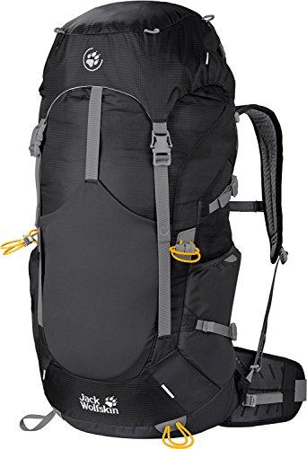 Jack Wolfskin Alpine Trail 36 Trekking Pack, schwarz