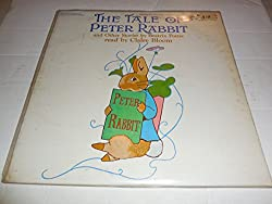 The Tale of Peter Rabbit and Other Stories by Beatrix Potter. Read by Claire Bloom: Includes title story, The Tale of Benjamin Bunny, The Tale of Mr. Jeremy Fisher, The Tale of Mrs. Tiggy-Winkle and The Tale of Two Bad Mice