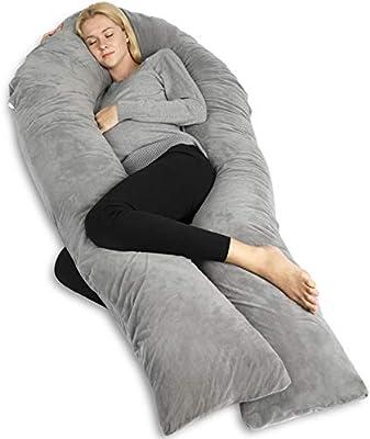 QUEEN ROSE Full Body Pregnancy Pillow
