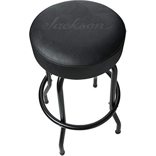 Jackson 30 Inch Zwart Logo Kruk