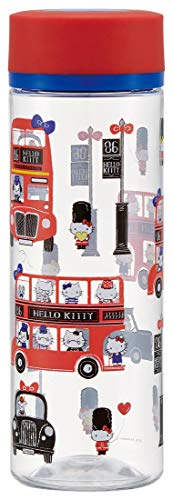 Skater PDC4 Sanrio Hello Kitty à Londres en Plastique Design Simple 400 ML