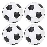 Eulbevoli Reemplazo de futbolín, reemplazo de fútbol de Mesa fácil de Usar para entusiastas del fútbol de Mesa para Todas Las mesas de futbolín(4 Piezas)