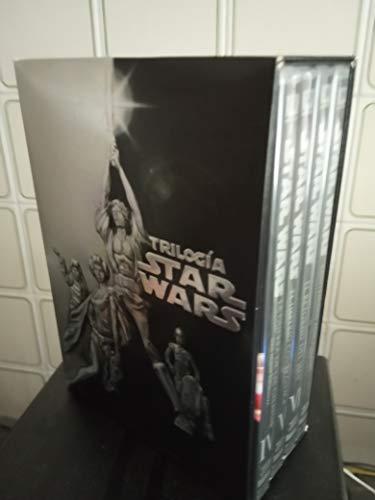 Pack: Stars Wars - Trilogía (Capítulo IV, V, VI) [DVD]
