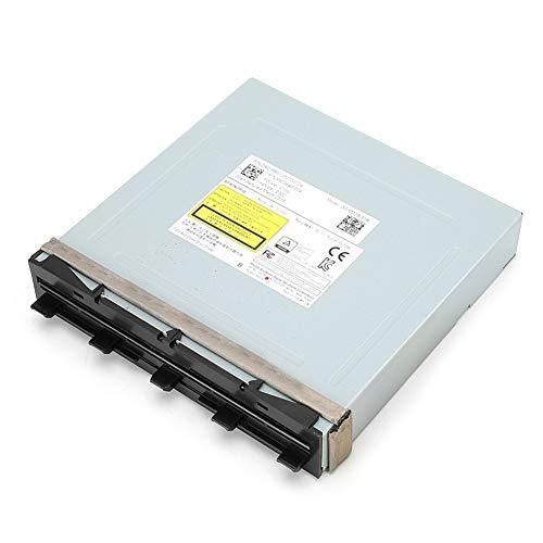 Periférico de repuesto para unidad de disco Blu-Ray con destornillador, para consola XBX DG‑6M2S‑01B, diseñado para resolver el problema de que tu consola no puede leer el disco (plata)