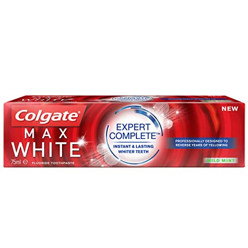 Colgate Max White Expert Complete - blanqueamiento