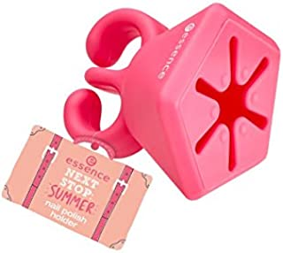 Essence Next Stop Summer Nail Polish Holder - 01 Live Life Sunny Side Up!, Pack of 1