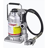 OTC 4313C 12-Ton Capacity Air-Assist Hydraulic Bottle Jack
