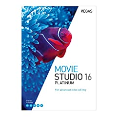 Mode-based workflow, incl. Power User mode & Guided Video Creator Unique, interactive storyboard editing Precise motion tracking Project Media Enhancements. World-class one-touch video stabilization
