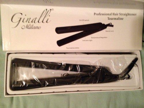 Ginalli Milano Tourmaline Professional Hair Straightener