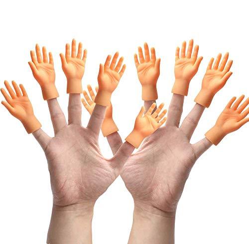 Yolococa Tiny Hands Mani Minuscole Manine per Dita...