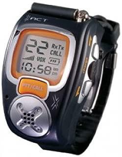 XACT Communications X2X WristLinx 1.5-Mile 22-Channel FRS/GMRS Two-Way Radio Wristwatch