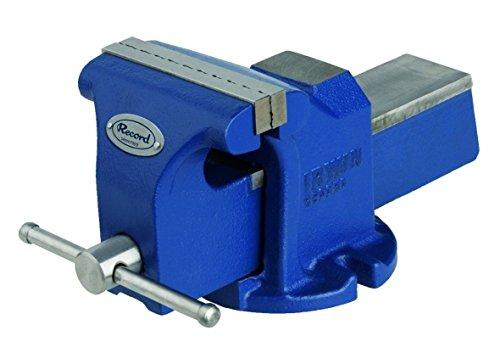 Irwin Werkstatt-Schraubstock 80 mm , mittlere Beanspruchung, mit Ambossfläche, 10507771
